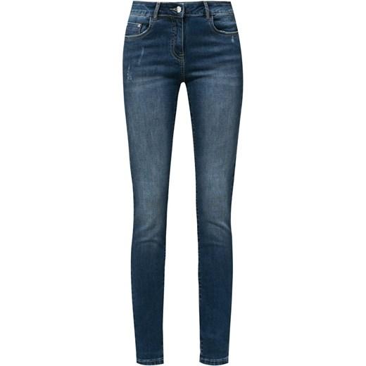 80% ZNIŻKI Monnari jeansy damskie bez wzorów Odzież Damska ID granatowy Jeansy damskie YZCN