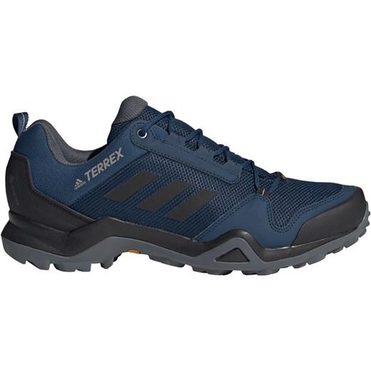Buty sportowe męskie Adidas terrex wiązane jesienne