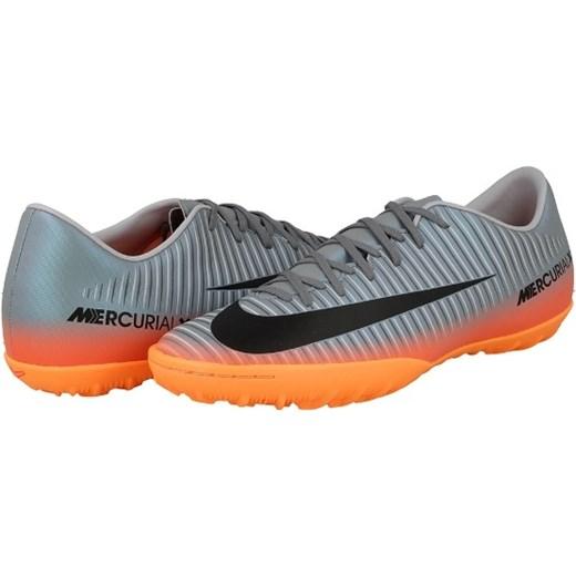 Buty sportowe męskie Nike Football mercurial szare
