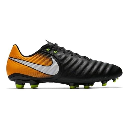 Buty sportowe męskie Nike Football sznurowane skÓrzane www