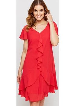 Sukienka Lopez  Kaskada  - kod rabatowy