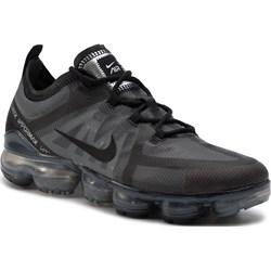 46d0e071 Buty sportowe męskie Nike vapormax sznurowane czarne ...
