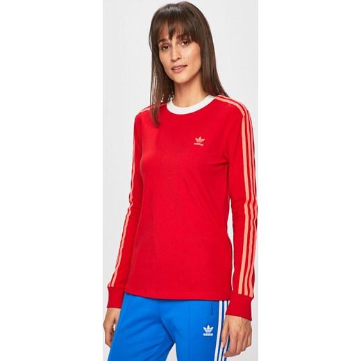 dobra jakość Bluza damska Adidas Originals krótka Odzież