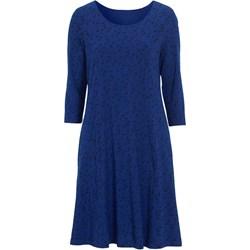 0a903479d3428e Sukienka Cellbes dzienna casualowa jerseyowa z długim rękawem