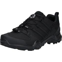 58a02519 Buty trekkingowe męskie Adidas Performance czarne sportowe sznurowane
