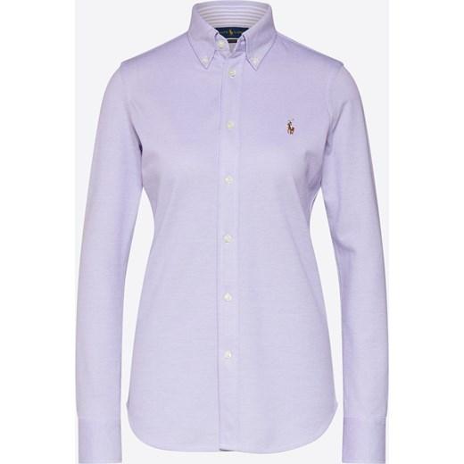 Fioletowa koszula damska Polo Ralph Lauren Odzież Damska NO  vj4Ci
