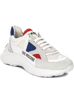 Sneakersy Big Star DD274299 Czarne  Love Moschino midiamo.pl - kod rabatowy