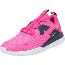 54731ed8 Buty sportowe damskie Nike dla biegaczy bez wzorów wiązane