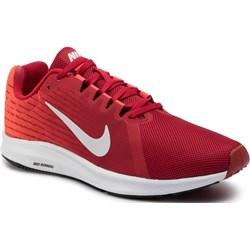 eb2152504ad626 Buty sportowe męskie Nike downshifter czerwone z tworzywa sztucznego ...