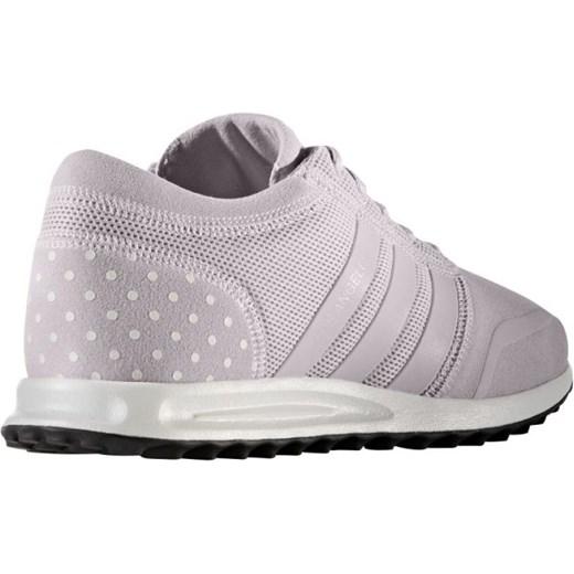 Buty sportowe damskie Adidas na wiosn? g?adkie ze skry