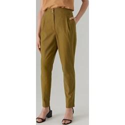 36757ff3c36161 Spodnie damskie Mohito na wiosnę bez wzorów