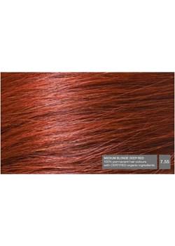 Naturigin Farba do włosów Medium Blond Deep Red 7.55 brazowy Naturigin EcoAndWell.pl - kod rabatowy