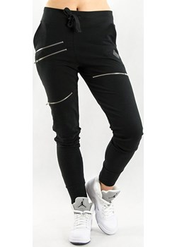 Spodnie dresowe Jungmob sweatpants Sliders black  Jungmob matshop.pl - kod rabatowy