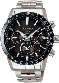 Seiko Astron GPS Solar Perpetual Calendar SSH003J1  Seiko timetrend.pl - kod rabatowy
