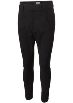Spodnie  kappahl czarny elastan - kod rabatowy