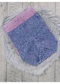 Figi koronkowe z wysokim stanem   www.byann.pl - kod rabatowy