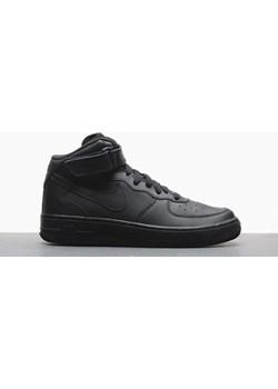 Buty Nike Air Force 1 Mid Gs Basketball (black/black) Nike  promocyjna cena Roots On The Roof  - kod rabatowy