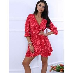 467c1753 Sukienki w grochy, lato 2019 w Domodi