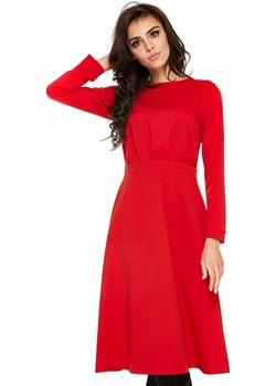 Sukienka Festivo Red  Made In Poland By Ooh La La Ooh la la - kod rabatowy