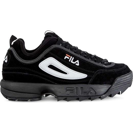 80% ZNIŻKI Fila buty sportowe męskie wiązane skórzane Buty