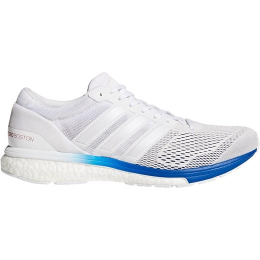 Białe buty sportowe męskie Adidas Originals sznurowane