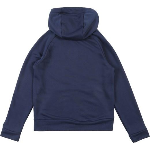 trwałe modelowanie Bluza chłopięca Nike granatowa Odzież