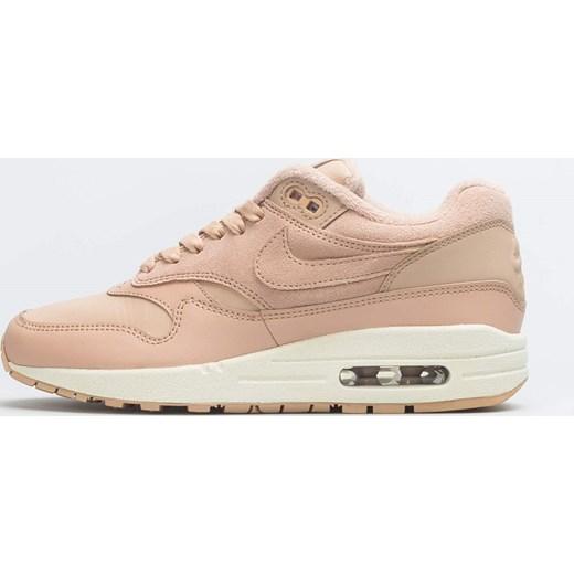 Buty sportowe damskie Nike do biegania sznurowane na
