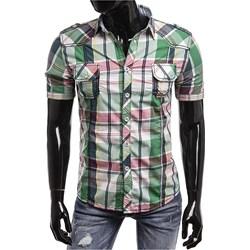 cf7fb0310e3136 Koszule męskie wólczanka, lato 2019 w Domodi