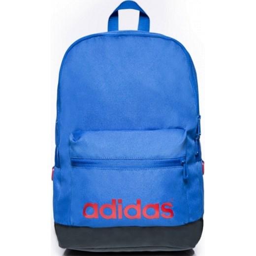 słodkie tanie oficjalne zdjęcia zamówienie Plecak Adidas niebieski