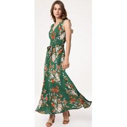 745dbf8992519b Zielone sukienki w wyprzedaży, lato 2019 w Domodi