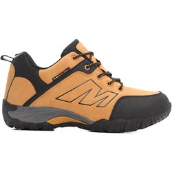 0ed5c47dd6df49 Born2be buty sportowe męskie ze skóry sznurowane