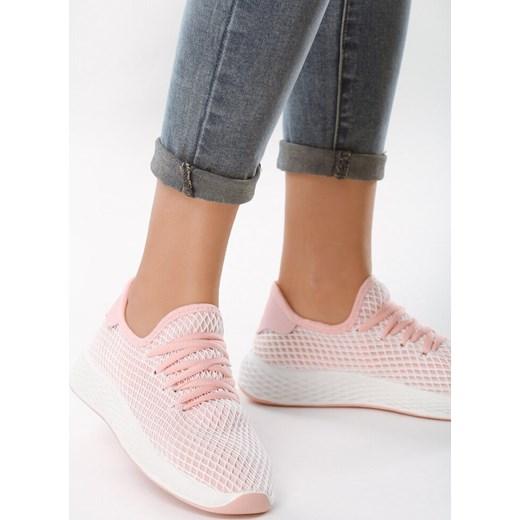 Buty sportowe damskie Born2be do fitnessu młodzieżowe bez