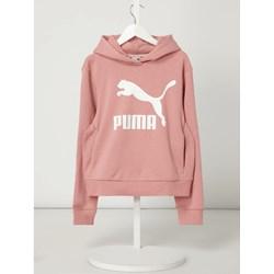 752053868 Bluza dziewczęca Puma - Peek&Cloppenburg