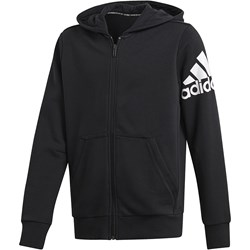 9e5cb2e0b52ebb Bluza chłopięca Adidas w nadruki na jesień