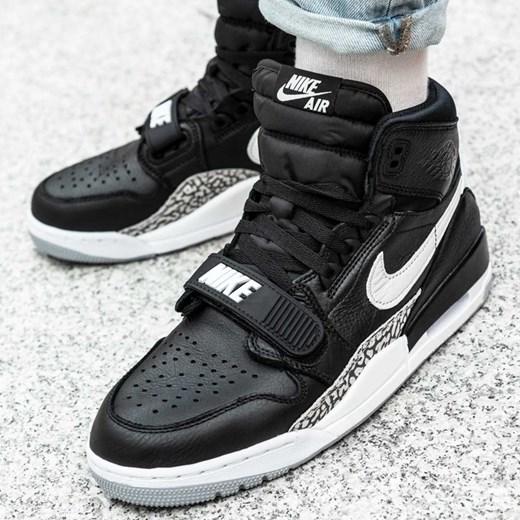 wysoka moda nowe obrazy świetne ceny Buty sportowe męskie Nike air jordan sznurowane