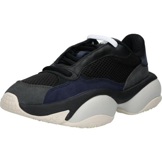 Buty sportowe damskie Puma sneakersy sznurowane wielokolorowe płaskie