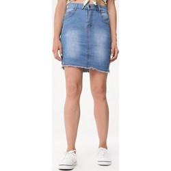 454ca94b4d416c Spódnice jeansowe, lato 2019 w Domodi