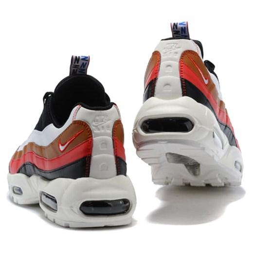 Buty sportowe męskie Nike vapormax sznurowane na wiosnę
