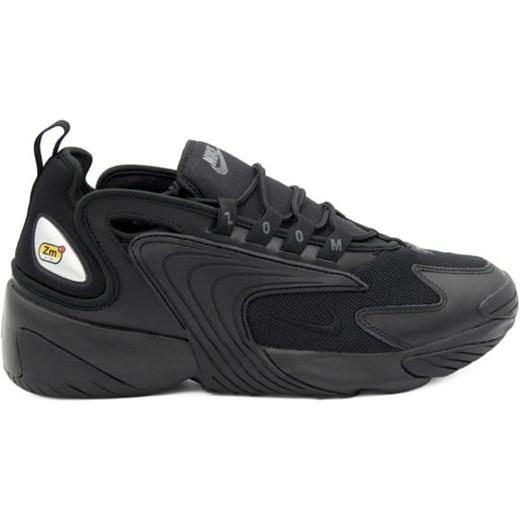 dobry Buty sportowe męskie czarne Nike zoom wiązane Buty