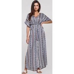 a57eaf27 Sukienki w pasy, lato 2019 w Domodi