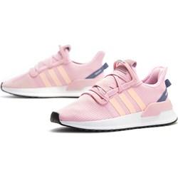873e53664a43ba Buty sportowe damskie Adidas do biegania bez wzorów