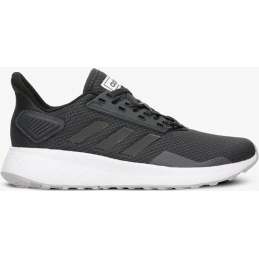 tani Buty sportowe damskie czarne Adidas do fitnessu płaskie