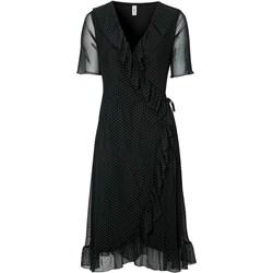 1b92fcef2d3f71 Czarne sukienki, lato 2019 w Domodi