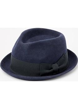 kapelusz polier granatowy szary Recman  - kod rabatowy