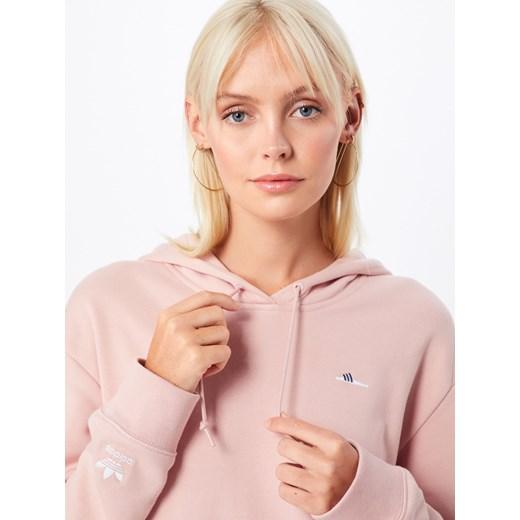 Bluza damska Adidas Originals szara sportowa krótka Odzież
