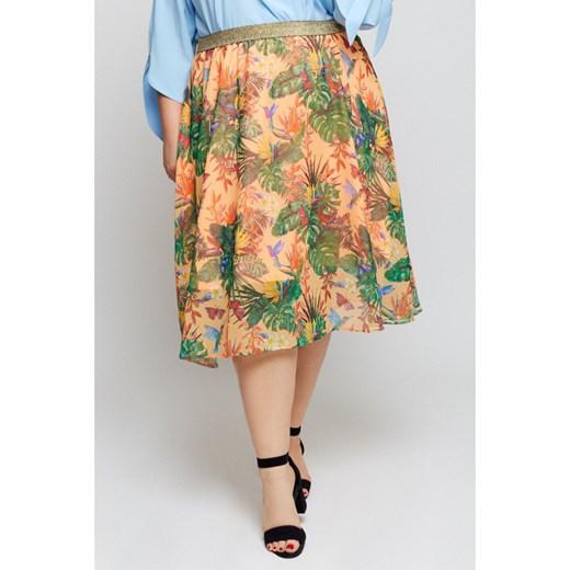 Spódnica Grandio midi elegancka Odzież Damska QK Spódnice BHRX gorąca wyprzedaż w 2019 roku