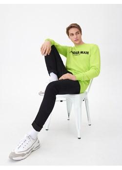 House - Bluza z nadrukiem - Zielony House   - kod rabatowy