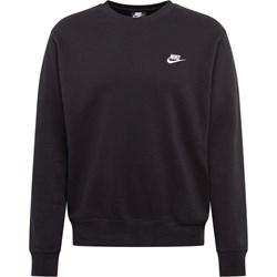 48809e48a0de1e Nike Sportswear bluza męska jesienna bez wzorów