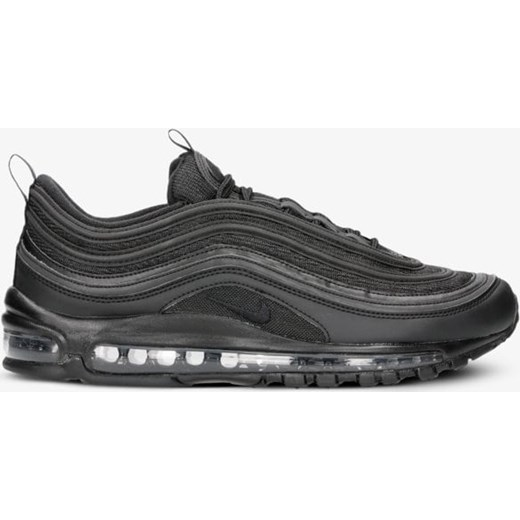 Nike buty sportowe damskie do biegania czarne bez wzorów na wiosnę na płaskiej podeszwie sznurowane