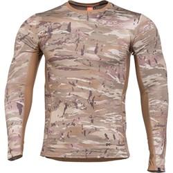 e24e2bdc38be83 Koszulka termoaktywna Pentagon Body Shock Green Camo (K09003-56 ...